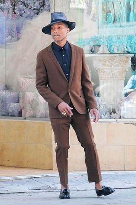 ザ・ネプチューンズのファレル・ウィリアムスがかっこいい件について【メンズファッション画像集】 - NAVER まとめ 私ファレルさん大好きやねん
