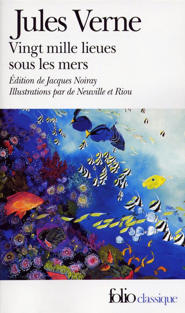 Vingt mille lieux sous les mers : redécouvrez le fascinant Capitaine Nemo, une des figures les plus passionnantes créées par Jules verne