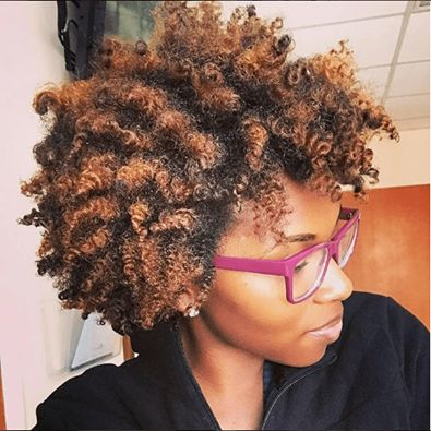 The Ultimate Curl Definition IG:@naturallygorjess  #naturalhairmag #naturalhair