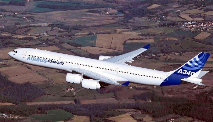 4 UNITS YOM: 2005 X 3 + 2007 X 1 AIRBUS A340-500 FOR SALE.  #Airbus  #Airbusa340 #AirbusA340500 #A340 #A340500 #airplane #aircraft #plane #aviation  IGR.AIRCRAFT.SALES.LENZI@italymail.com GOOGLE+           https://plus.google.com/u/0/+Iccjet/posts AIRBUS A340-500  (EN) http://iccjet.com/en/53-en/aircraft-for-sale/airbus/222-airbus-a340-500