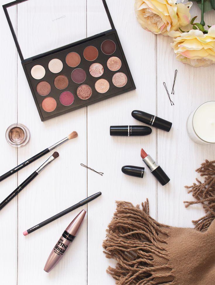Gemma Louise // Beauty & Lifestyle Blog : My Custom Eyeshadow Palette: Mac & Makeup Geek.