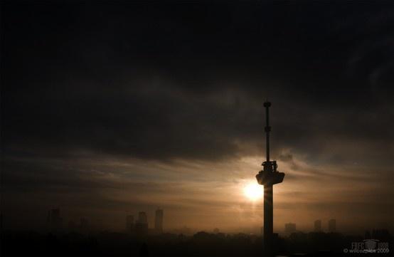 Skyline Rotterdam/Euromast