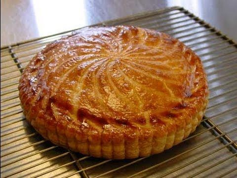 pithiviers (galette des rois) - YouTube