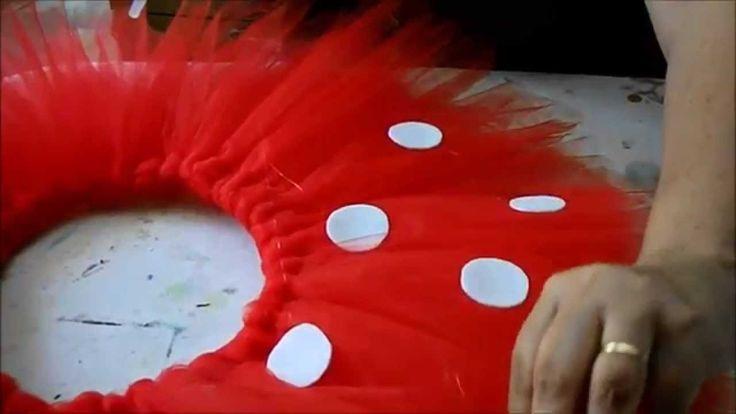 DIY: Faça voce mesma um lindo tutu saia de bailarina ♥
