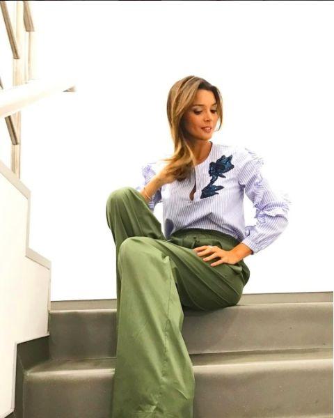 Maria Cerqueira Gomes wear AnnaRita N collection