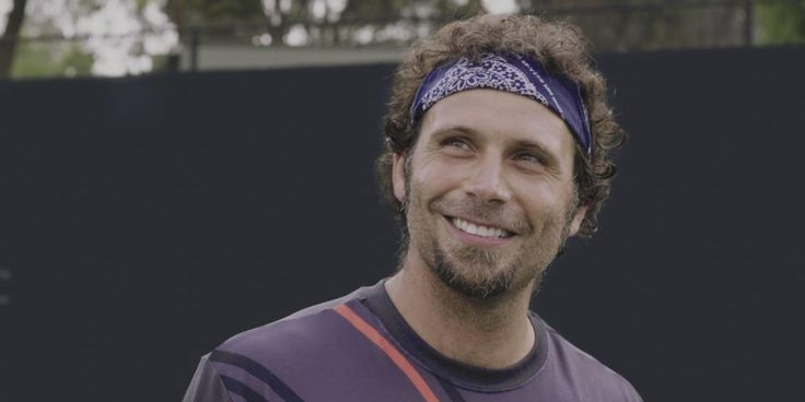 Q&A WITH JEREMY SISTO | The 'Clueless' alum on mastering tennis for his latest role.