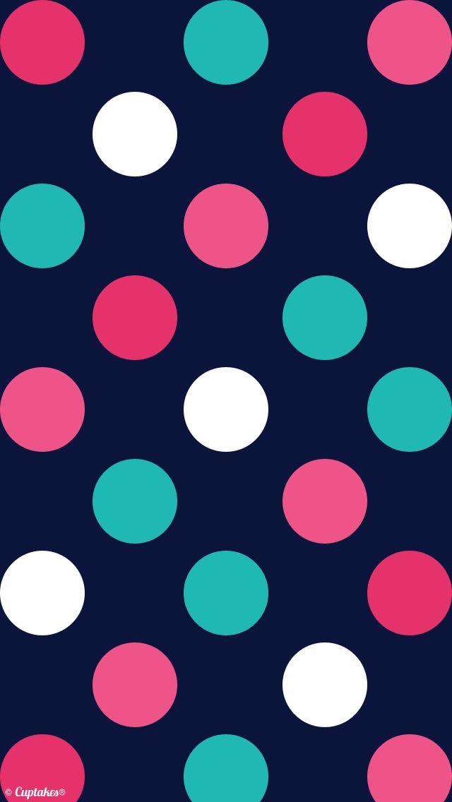 Fondo de pantalla de topos / a wallpaper of circles