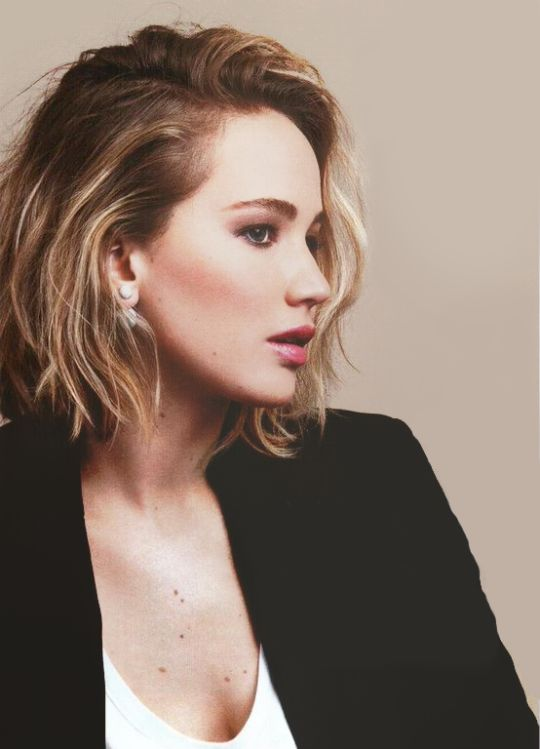 JENNIFER LAWRENCE será PEPPER