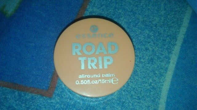 essence ROAD TRIP balzám na rty