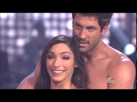 val chmerkovskiy crying