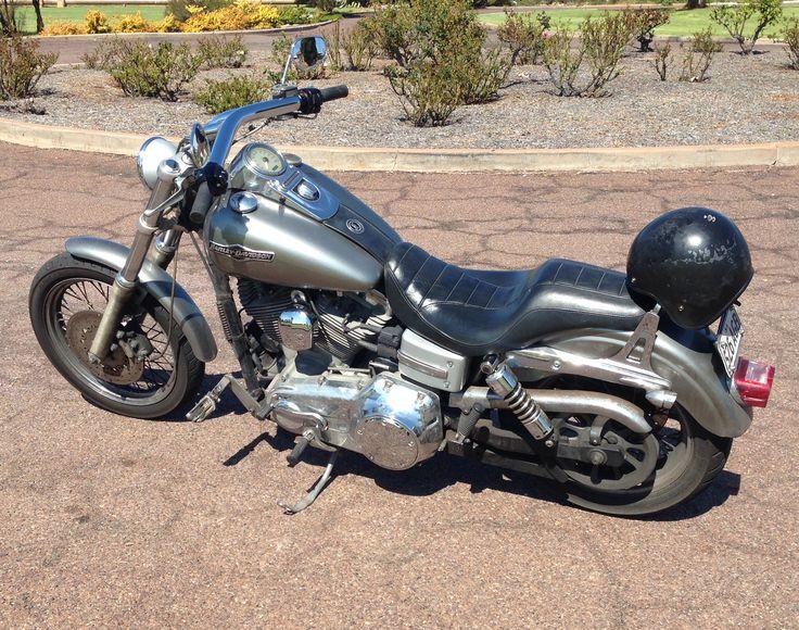My 2006 Harley Davidson Dyna Superglide Custom