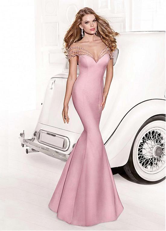 10 best vestidos de noch3le images on Pinterest | Evening gowns ...