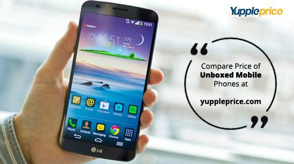 Compare price of #unboxed #mobilephones online #YupplePrice Grab the best #deal online.