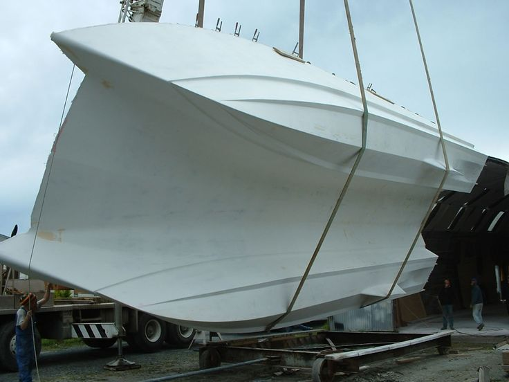 Plans Power Hull Catamaran