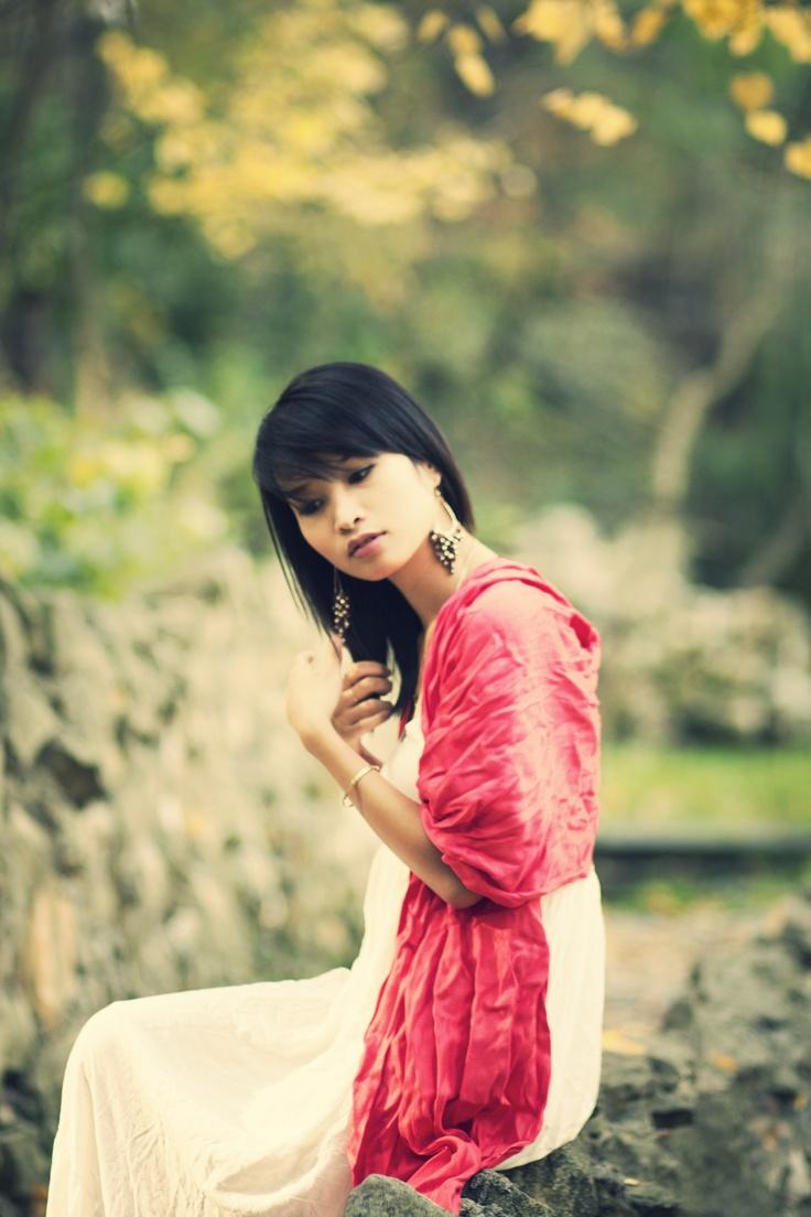 autumn girl [2011]