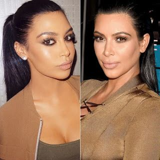 Kim Kardashian's New Look-Alike Sonia Ali Gets Asked for Selfies