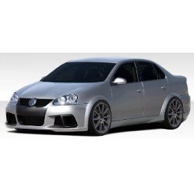 custom 2010 vw jetta pictures | 2005-2010 Volkswagen Jetta 4DR Duraflex R-GT Wide Body Body Kit - 18 ...