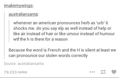 *murmurs Australian insults at america hidden by a blanket of slang they will never understand*