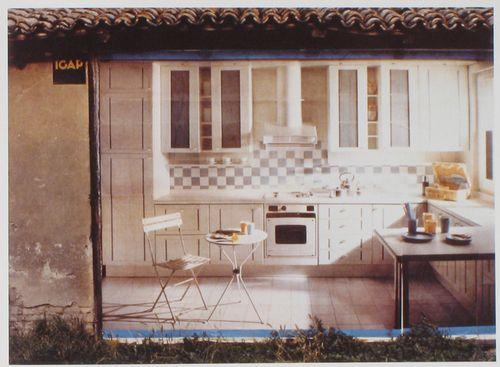 "Luigi Ghirri, Parma, 1983, from ""Esplorazioni sulla via Emilia"""