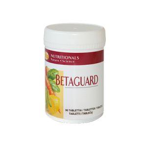 integratore alimentare antiossidanti beta-carotene vitamina E betaguard gnld
