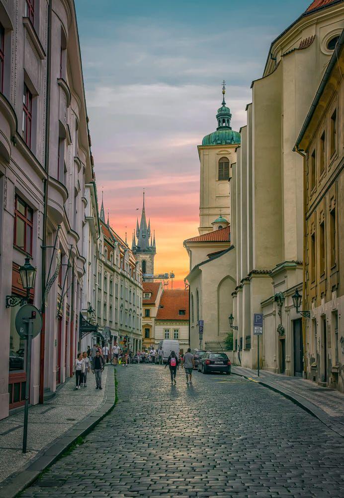 Streets of Prague | Europe street, Prague czech republic
