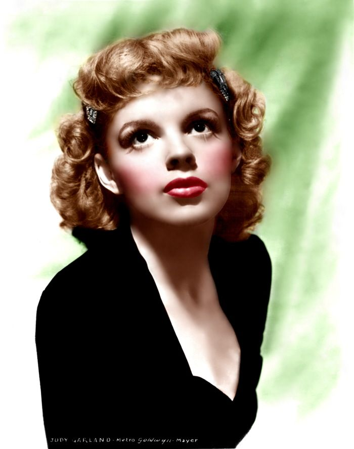 Judy Garland (Color by...