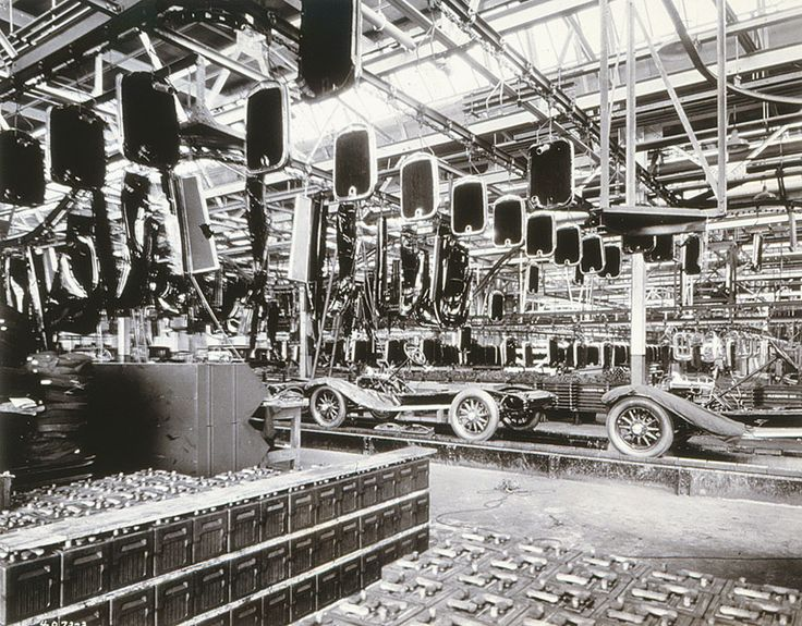 1167 Best Images About Vintage Factories And Power Plants On Pinterest Photographs Henry Ford
