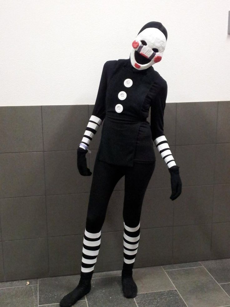 20 best fnaf marionette costume images on pinterest. Black Bedroom Furniture Sets. Home Design Ideas