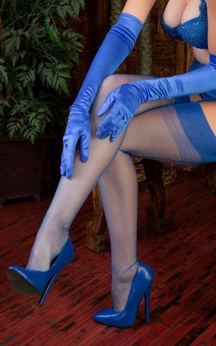 heels Pantyhose women sheer