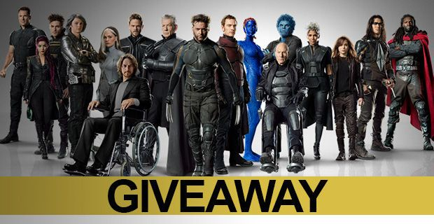 """Screen Rant is giving away a TCL 50"""" 4K Ultra HD TV #TCL #Xmenlive"""