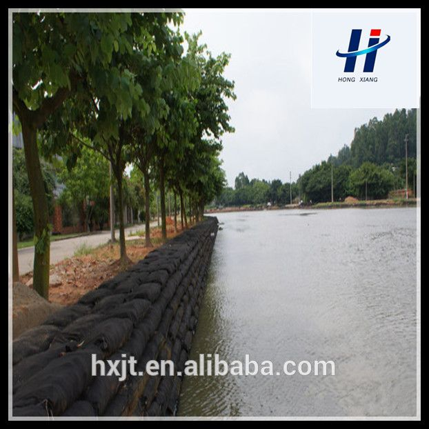 Nippon sea reclamation lood bank a retaining wall flood wall flood protection embankment flood control Flood control sandbag