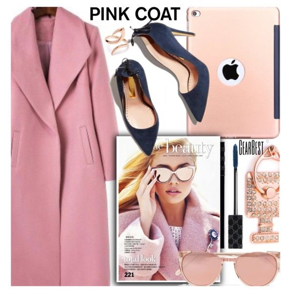 A fashion look from January 2017 featuring Linda Farrow sunglasses. Browse and shop related looks.
