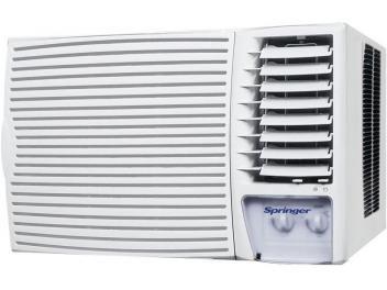Ar-Condicionado de Janela Springer 18000 BTUs Frio - Silentia ZCB185BB