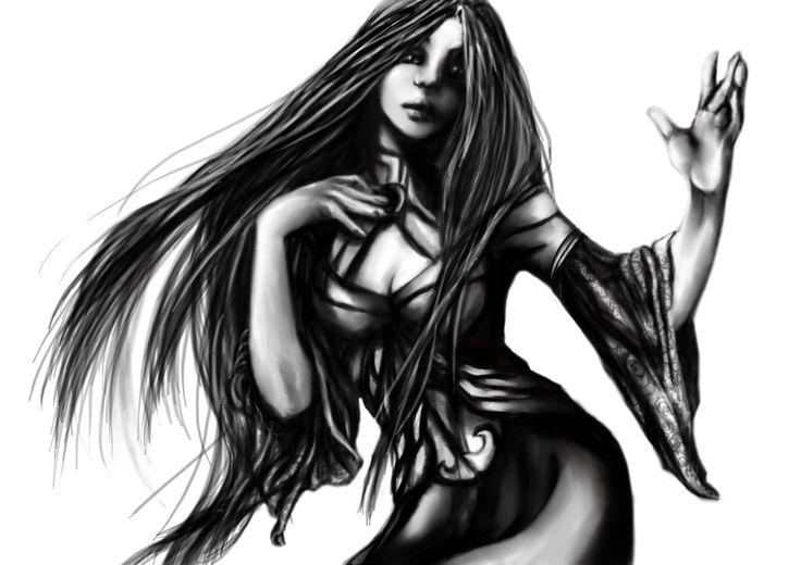 Verena queen of Darkness -