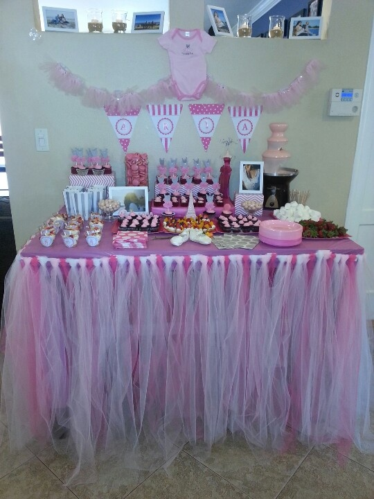 tutu baby shower ideas for thee babyshower im giving my friend