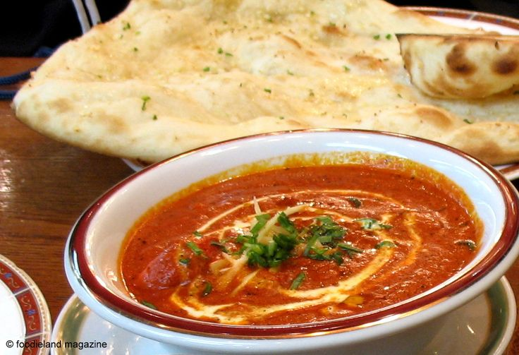 Butter chicken - - Punjabi Cuisine is Cuisine of the month for August 2013 Issue