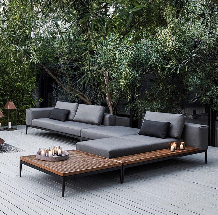 Fantastic outdoor furniture up on the blog!Link in profile! Credit…