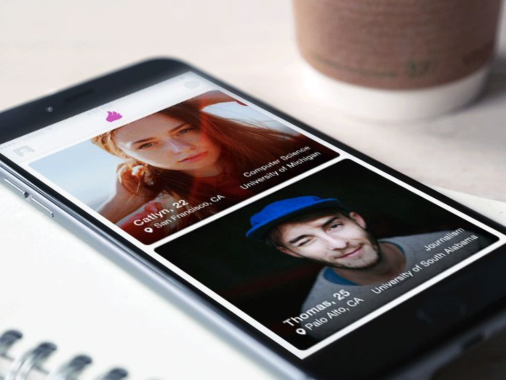 Profile Interaction by Andres Jasso #UX #UI