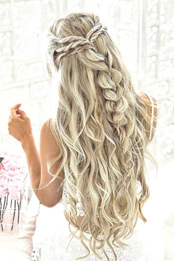 10 Pretty Braided Hairstyles for Wedding - Beauty Ideen