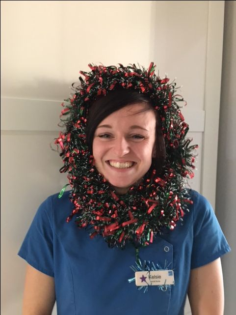 Monday blues? Our Dental Nurses will cheer you up and get you into the #festive spirit! #christmasiscoming