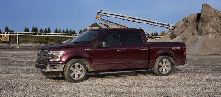 Westlie Ford Minot >> 2018 Ford F-150 in Magma Red... a new color for the 2018 ...