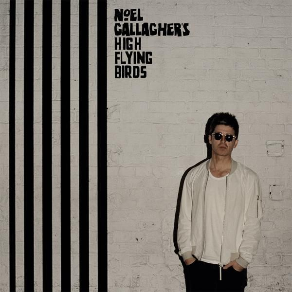 The Chief is back!!! Noel Gallagher's High Flying Birds - Chasing Yesterday 180g Heavyweight LP - TM Stores