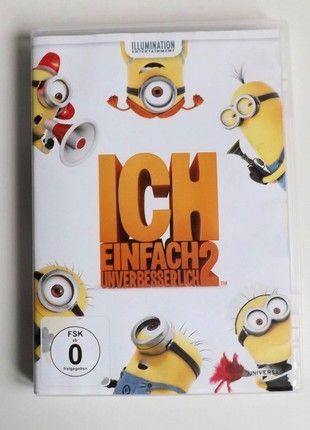 Kaufe meinen Artikel bei #Mamikreisel http://www.mamikreisel.de/sonstige/48720787-minions-2-dvd-film-fur-kinder #minions #DVD #kinderfilm