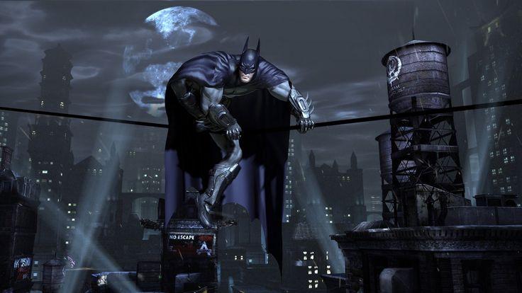 batman | Few games rival Rocksteady's Batman: Arkham City in terms of game ...
