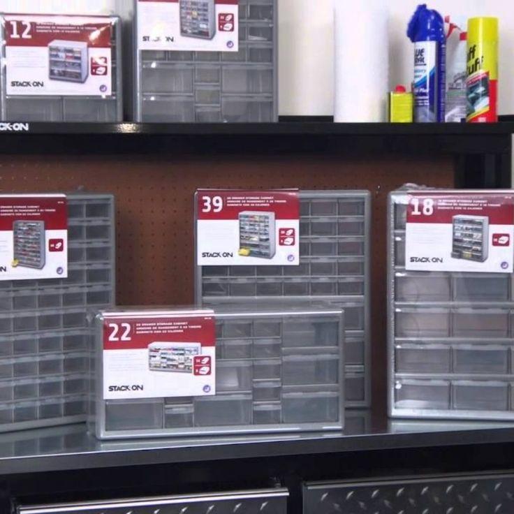 Stack On Plastic Storage Cabinets