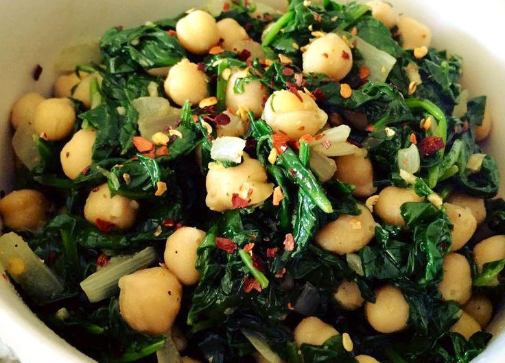 8 best images about recetas de ensaladas on pinterest - Ensalada de garbanzos light ...