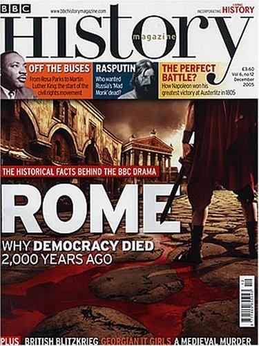BBC History Magazine   $75.00
