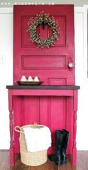 Hometalk :: Repurposed / Reused / Recycled Doors and Windows :: Beth B's clipboard on Hometalk