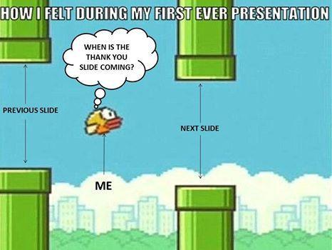 How i felt