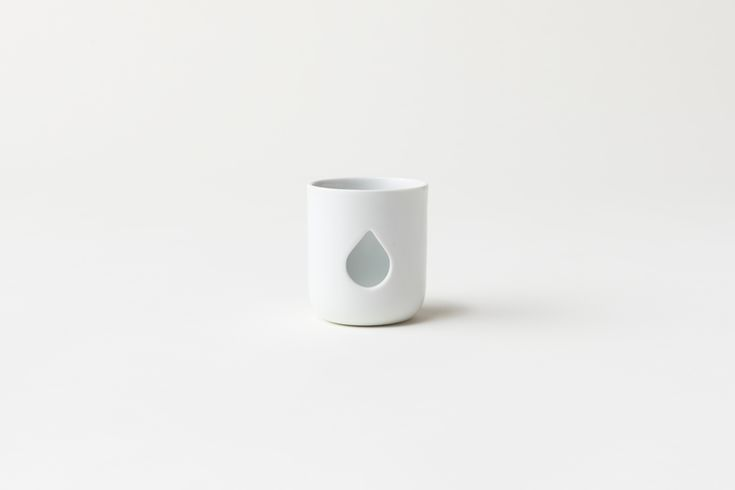 """""""flame"""" candle holder - by nendo, for """"by 
